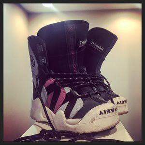 Airwalk Snowboarding Boots